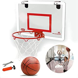 Mini Basketball Hoop Wall-Mount Boards-Indoor Games Basketball TrainingFor Kids in Home Dormitory Office Parent-child Games Family Fun