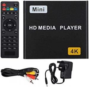 Metal Home Media Player