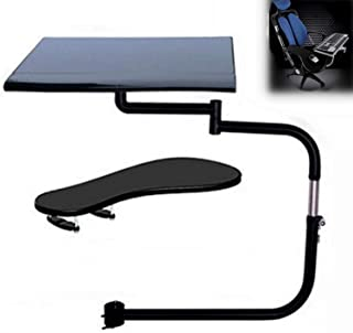 Ergonomic Laptop Stand Keyboard/Mouse Stand -Mount for Workstation/Video Gaming/Etc