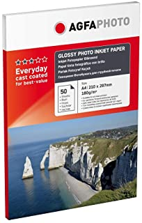 Agfa Photo paper A4 Everyday Glossy 50 sheets 180gsm