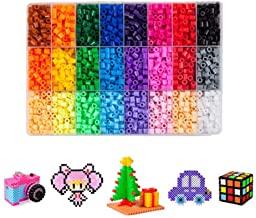 4600pcs 5mm Hama Beads Use Beads Craft Kit Intelligence Educational Perler Toys Puzzles
