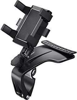 Cell Phone Holder For Car,1200° Rotating Bracket Non-Slip,Car Phone Holder With Parking Sign