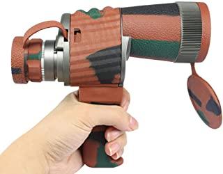 WSX-DC Binoculars for Adults 10x50 High Powered HD Monocular - Waterproof and Fog-proof Telescope
