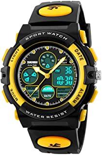 SKMEI 1163 Fashion Cute Children Smart Watch LED Display Digital Electronic Wristwatch Waterproof Kids Sports Watches