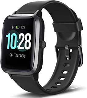 Fitness Tracker Smart Watch for Women Men with Heart Rate and Sleep Monitor