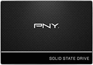"""PNY CS900 2.5"""" SATA III Internal Solid State Drive (SSD) - (SSD7CS900-120-RB) 240GB ssd7cs900-240-rb"""