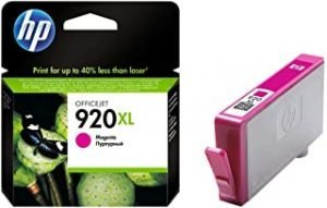 HP 920XL Magenta Original Ink Advantage Cartridge - CD973AE