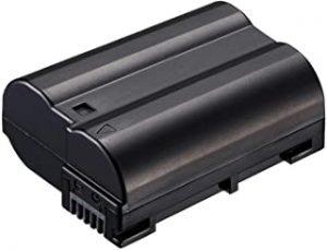 DMK Power EN-EL15 Battery 2250mAh for Nikon D850 D7500 1 V1 D500 D600 D610 D750 D800 D800E D810 D810A D7000 D7100 D7200 Digital SLR Camera