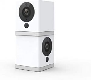Wyze Cam 1080p HD Indoor Smart Home Camera with Night Vision