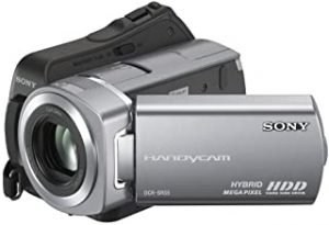 Sony DCR-SR55E Hard Disc Drive Handycam with X25 Zoom
