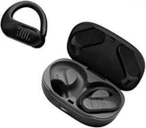 JBL ENDURANCE PEAK 2 Waterproof True Wireless In-Ear Sport Headphones-Black
