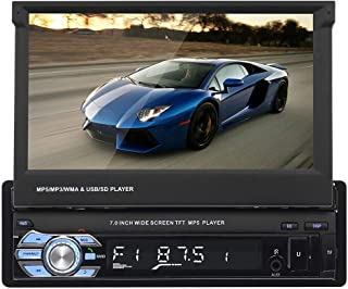 9601 Car MP5 Player 7in Screen Car Stereo AM FM Radio BT Video Media Player Contact Screen Car Electronics