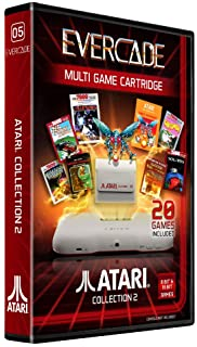Evercade Atari Cartridge Collection 2 - Electronic Games