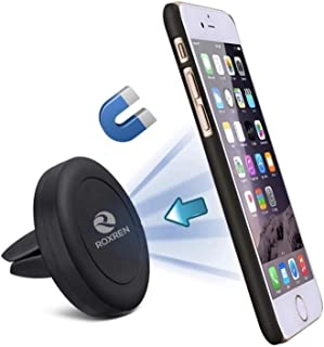 ROXREN Car Phone Holder | Magnetic Car Air Vent Mount | For iPhone