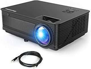 Excelvan M5 1080P Full HD Projector EU Plug