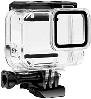 FitStill Waterproof Housing Case for GoPro HERO 7 White & Silver
