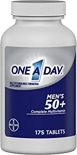 One A Day Men's 50+ Multivitamins