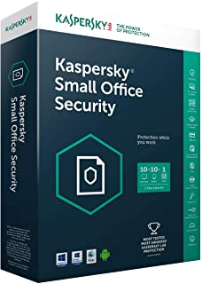 Kaspersky Small Office Security 10 10 1 User