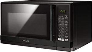 Sharp 20 Liters Microwave Oven R-20GHM-BK3