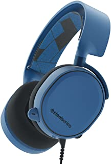 STEELSERIES ARCTIS 3 Boreal Blue HS 7.1 SURROUND GAMING HEADSET