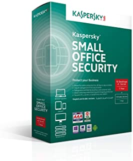 Kaspersky Small Office Security V4 - 10 1 User