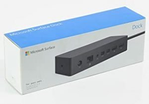 Microsoft PF3-00005 Docking Station Compatible with Surface Book