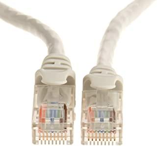 AmazonBasics RJ45 Cat-5e Network Ethernet Cable - 14 Feet (4.2 Meters)