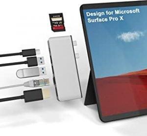 Surface Pro X Hub Docking Station