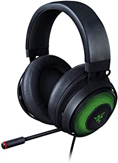 Razer Kraken Ultimate - RGB USB Gaming Headset With THX 7.1 Spatial Surround Sound