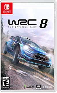 WRC 8: FIA World Rally Championship (NSW)
