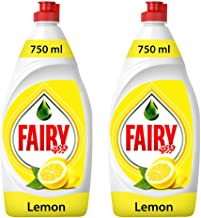 Fairy Lemon Dishwashing Liquid Soap
