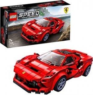 LEGO 76895 Speed Champions Ferrari F8 Tributo  Racer Toy