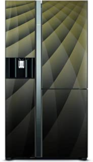 Hitachi 700L Premium Side By Side Refrigerator with Inverter
