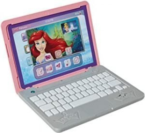 Jakks Disney Princess Style Play Laptop 6 Years and Above