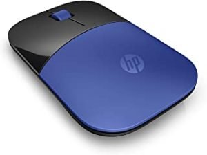 HP Z3700 Wireless Mouse - Blue