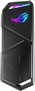 ASUS ROG STRIX Arion Aluminum Alloy M.2 NVMe SSD External Portable Enclosure Case Adapter