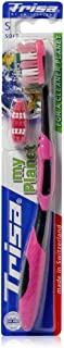 Trisa My Planet Soft 2 In 1 Toothbrush