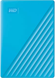 WD 4TB My Passport Portable External Hard Drive