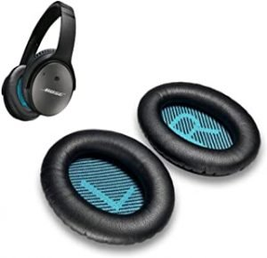 Cushions Bose Replacement Ear Pads Kit- Ear Cups for QuietComfort 2 15 25 35 QC2 QC15 QC25 QC35