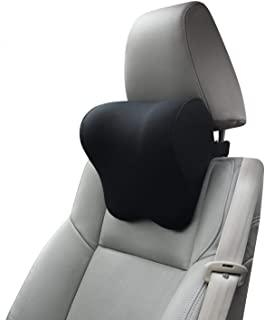 NOVIMED Medical Orthopedic Memory Foam Neck Support Pillow - Neck Rest Cushion- Ideal for Car Seat