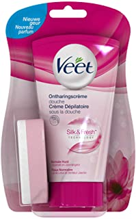 Veet Hair Removal In-Shower Cream Normal Skin 150ml