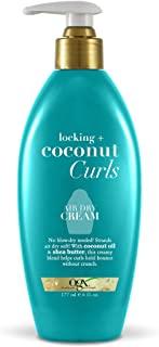 OGX Locking + Coconut Curls Air Dry Cream