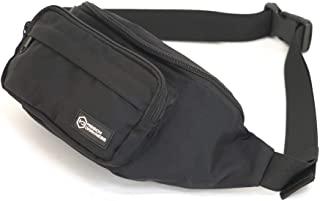 Mission Darkness FreeRoam Faraday Belt Bag. Durable Waist Fanny Pack Travel Sling with RF/EMF Shielding Liner. Signal Blocking