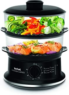 TEFAL Convenient 6 Litre Steam Cooker with timer