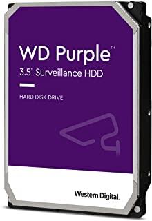 WESTERN DIGITAL WD60PURZ 3.5 6 TB Surveillance Hard Drive for CCTV