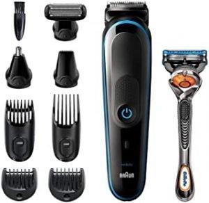 Braun MGK 5280 9-All-in-one Beard Trimmer & Hair Clipper