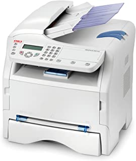 OKIFAX 2510 Fax Machine 33.6 Kbps 2MB Page Memory 600 x 600 dpi 250 Sheets (PSTN line