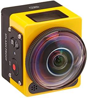 Kodak SP360 Aqua Pixpro Action Camera with Aqua Kit Yellow/Black
