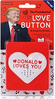The Monocle Breakers Trump Buttons MB12