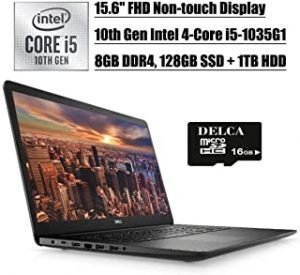 Dell Inspiron 15 3593 2020 Newest Business Laptop